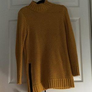 Gorgeous Mustard Yellow Sweater